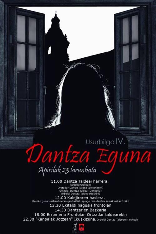 Dantza eguna