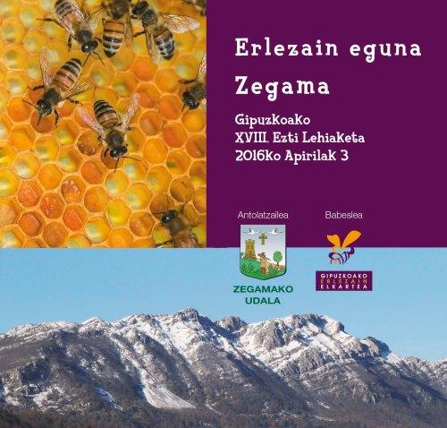 Erlezain eguna 2016