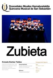 Kresala Dantza Taldea|Donostiako Musika Hamabostaldia
