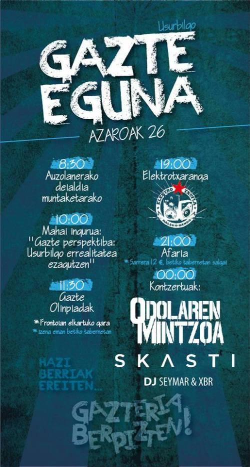 gazte-eguna