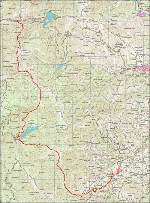 CompeGPS Map Printing