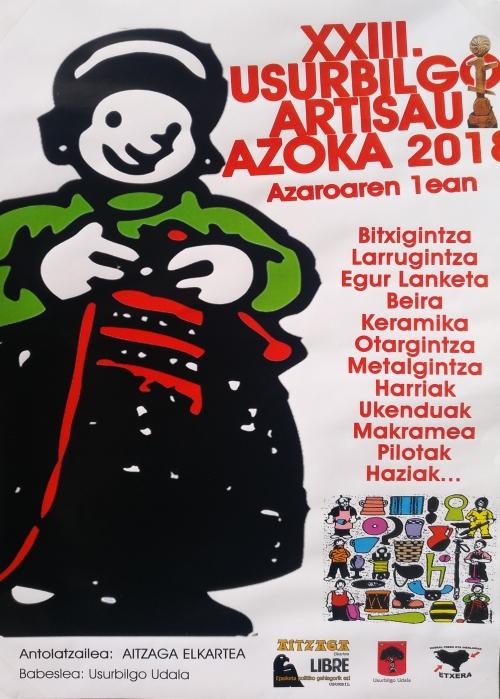 Aitzaga artisau azoka2018