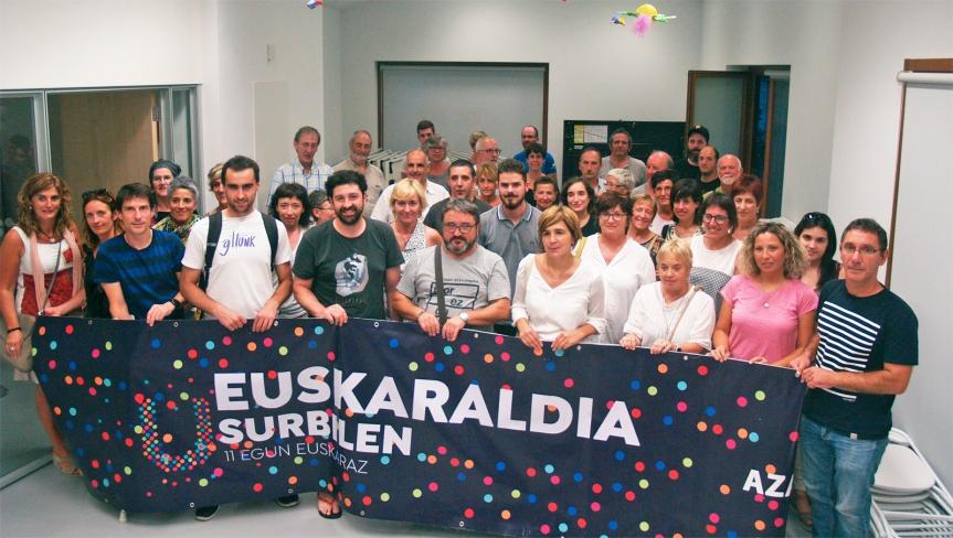 Euskaraldia Usurbil