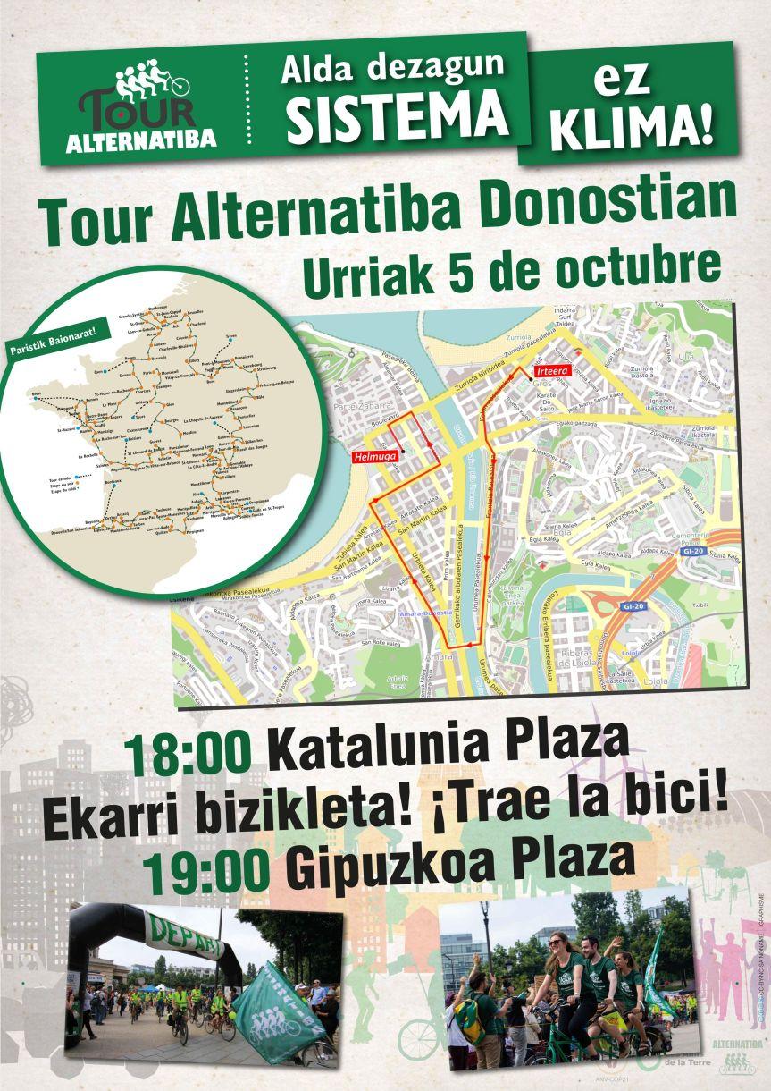 U5-Tour Alternatiba