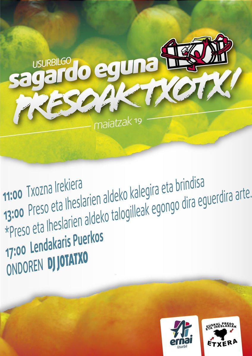 Sagardo Eguna 2019-Ernai