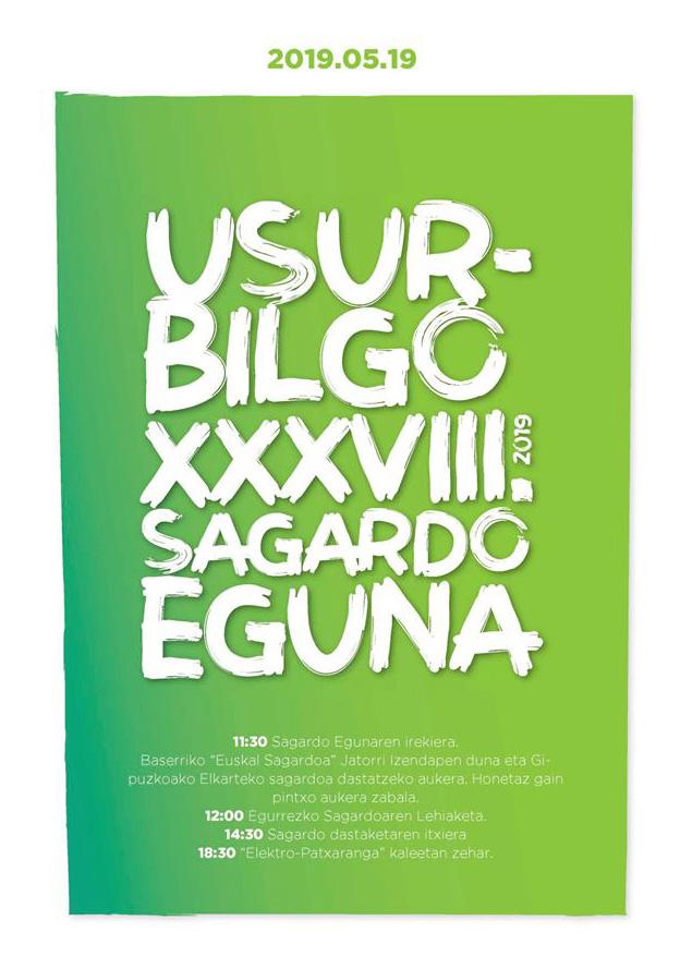 Sagardo Eguna2019