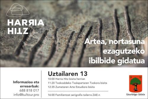 HarriaHitzUztaila