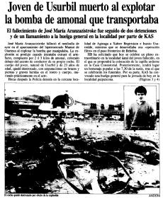 Egin, 1990eko abuztuak 22-23-1