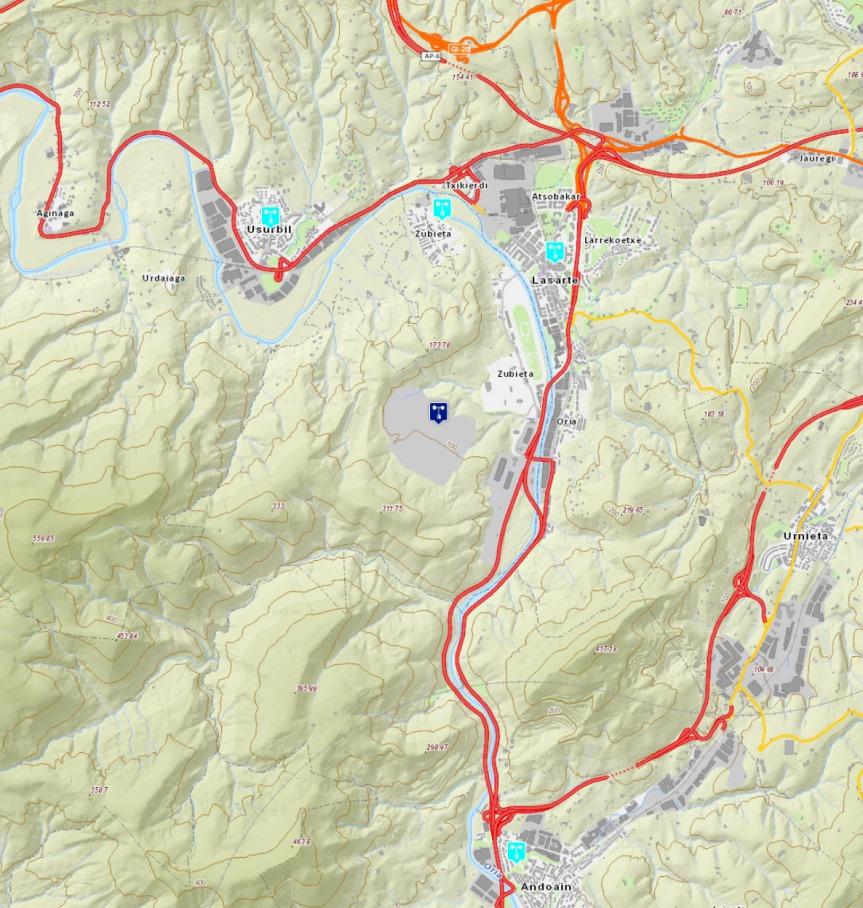 Aire kalitate Mapa