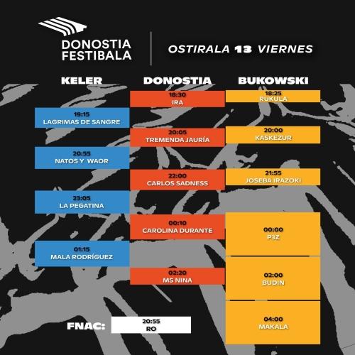 Donostia festibala1-2019
