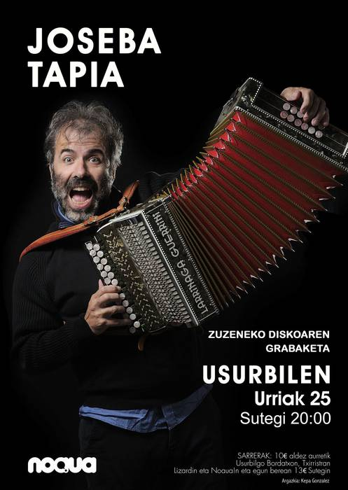 Joseba Tapia
