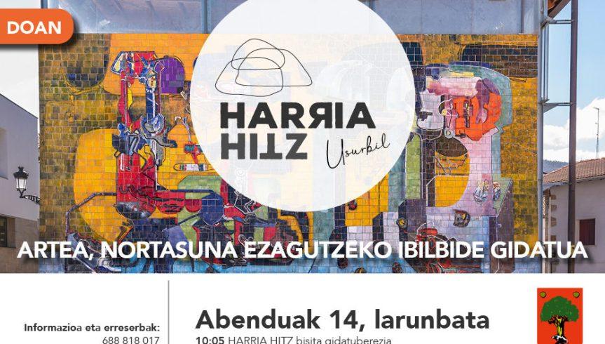 Harria HItz abendua