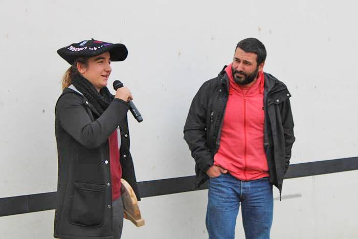 Miriam Arrillaga-Zubieta omenaldia
