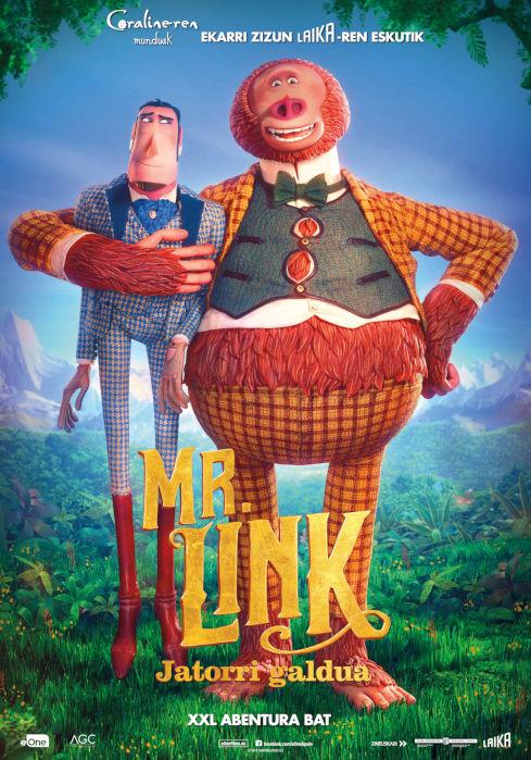 Mr Link jatorri galdua
